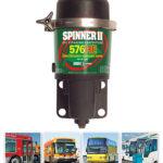 Spinner II® Model 576HE
