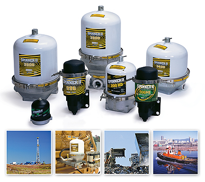 Spinner II® Centrifuge Products