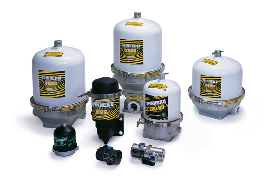 Official WA Distributor of Spinner II® Fluid Cleaning Centrifuges