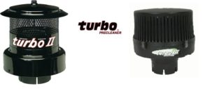 turbo® Precleaner manufactured by Maradyne Corporation is the original, patented precleaner that has been relied on for years to protect heavy-equipment machinery engines and maintain the value of owners investments.